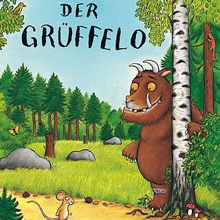 Ein Bestseller für Kinder ab 3 Jahre: Der Grüffelo