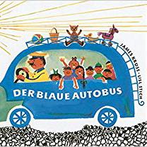Gut gereimtes Kinderbuch für groß und klein: Der blaue Autobus