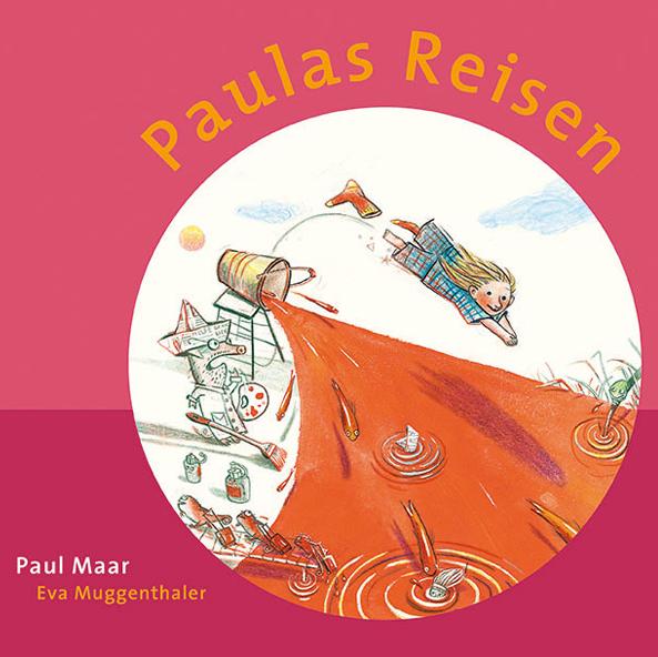 Spielerisch anders als die meisten Kinderbücher: Paulas Reisen