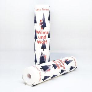 Ein schön illustriertes und schlaues Kindrbuch: Wilma und Wolf